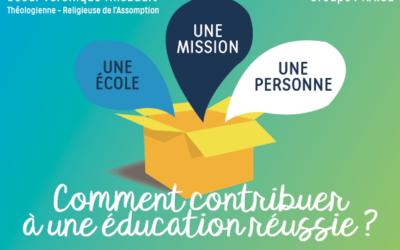 24-04-2019 : Comment contribuer à une éducation réussie ?