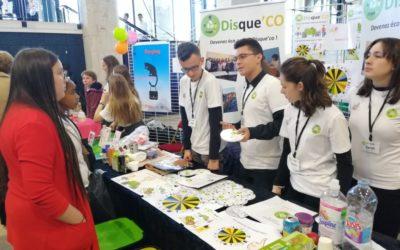 14-05-2019 : Des mini entreprises au Salon Régional à Blois