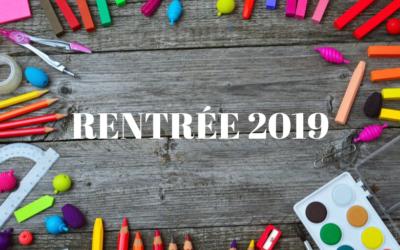 Retour sur la RENTREE 2019 dans l'interdiocèse !