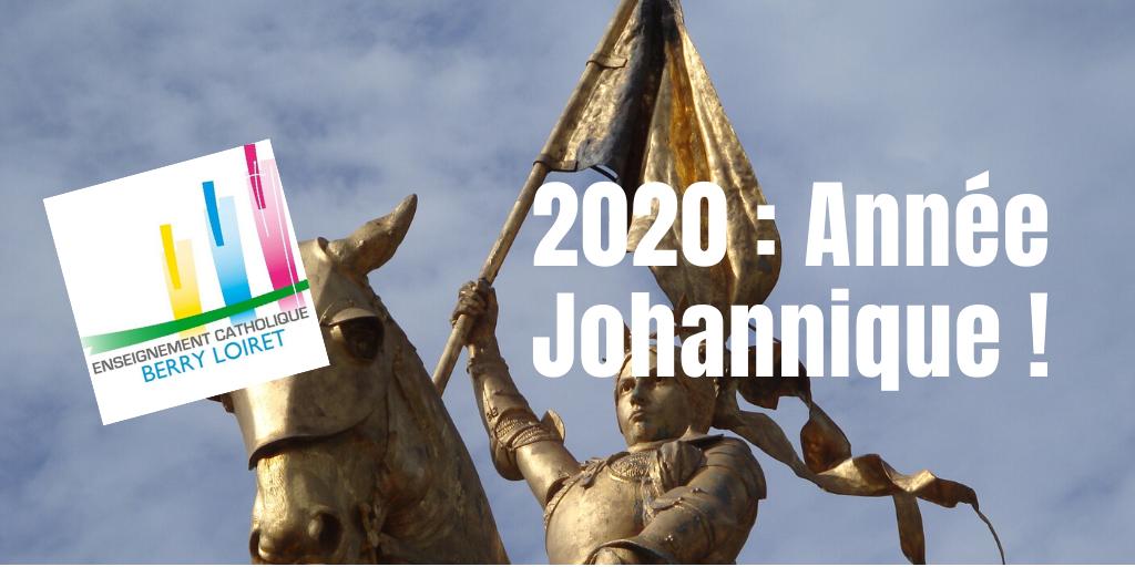 2020 : Année johannique dans le diocèse !