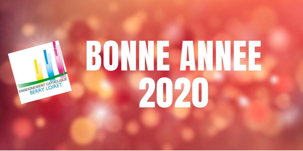 Meilleurs Voeux pour cette année 2020 !
