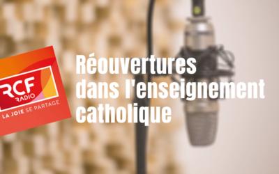 Réouvertures dans l'enseignement catholique