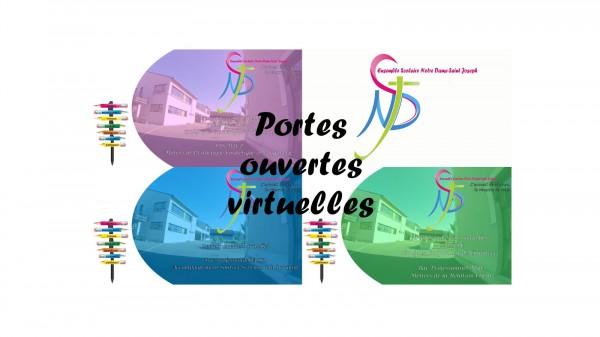 Portes ouvertes virtuelles au Lycée Professionnel Saint-Joseph (18 – VIERZON)